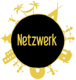 Button V - Netzwerk
